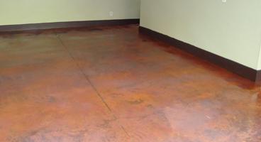 Garage epoxy Fort Worth