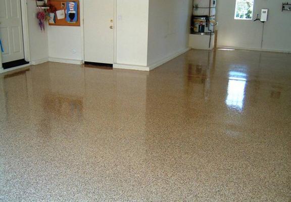 best garage floor epoxy coating