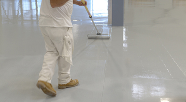 industrial epoxy flooring Fort Worth